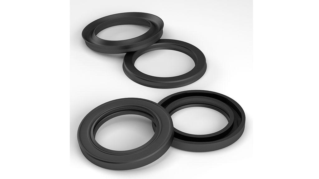 Уплотнители и манжеты для гидравлических устройств и уплотнители шевронные резинотканевые для гидравлических устройств