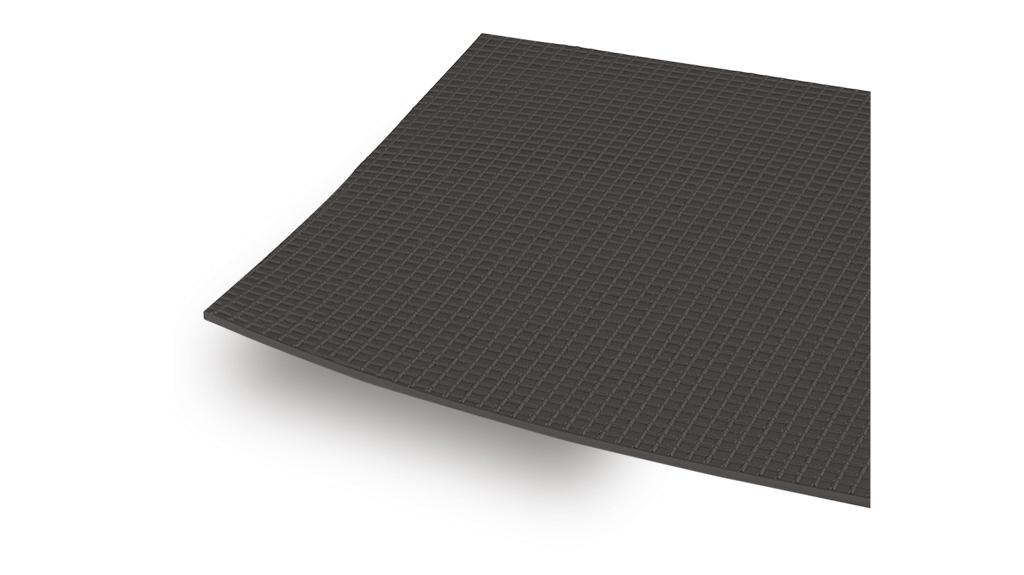 Пластины резиновые износостойкие для футерования металлических поверхностей